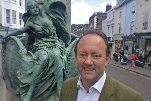 Adam Cleary Brexit Party candidate for Lewes