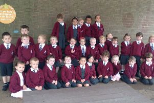 Hever Class at Cross-in-Hand Church of England Primary School