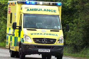 South East Coast Ambulance attended the incident