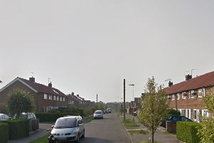 The incident happened in Saltwood Road, Seaford. Picture: Google Street View