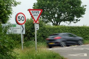 Frustration at what to do about the number of speeding drivers in Malling street