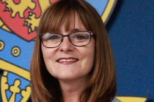 New headteacher of King's Academy Ringmer, Sian Williams