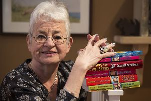 Author Dame Jacqueline Wilson. Photograph: Dan Kitwood/ Getty Images