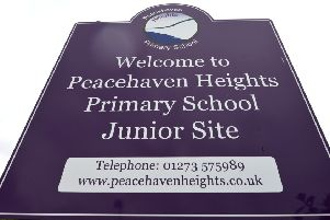 Haven Heights school, Peacehaven SUS-160629-223259008