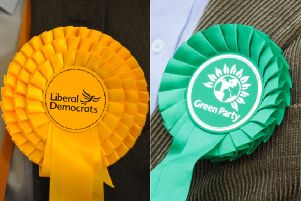 The Lib Dems and Greens have agreed to election pacts in some seats across England, but not in Lewes (photo by Jack Taylor/Getty Images).