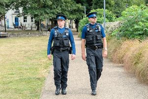 Uckfield Town Council has worked closely with Sussex Police to tackle anti-social behaviour this year