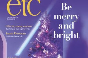 December cover courtesy of John Lewis