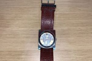 A watch stolen in the burglary in Lewes. 'Picture: Sussex Police