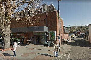 Waitrose in Lewes. Picture: Google Street View