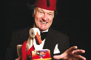 A Night Out With Tommy Cooper (Clive St James)