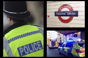 UPDATED WITH VIDEO: Live - Panic among commuters as 'explosion' leaves 'many injured' on London underground