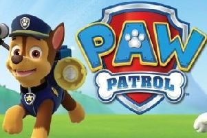 Paw Patrol soap warning