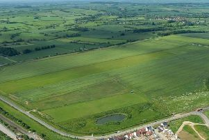 Haddenham Airfield from the Sky - Credit: The Upward Bound Trust