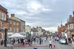 Get set for sporting fun at free event in Thame High Street