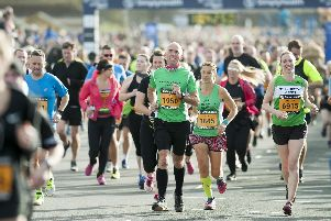 Great South Run is returning for its 30th anniversary. Picture: Mary Turner