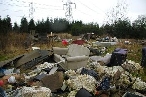 Local authorities have been stepping up the bid to prevent the illegal dumping of waste