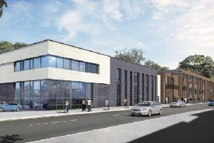 Plans submitted for new West Herts College building in Hemel Hempstead