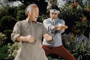 Scene from the Karate Kid LPL-140207-090427027