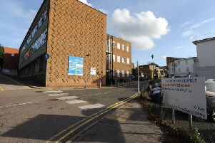 The urgent treatment centre in Hemel Hempstead