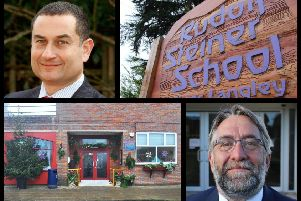 The timeline of how 'failing' �10,000 a year Rudolf Steiner School in Kings Langley had to close