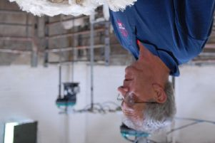 Colin MacGregor, former Head of Shearing at British Wool