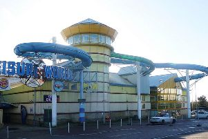 Take a trip down memory lane with a look inside Aquasplash before it was demolished.