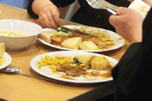 Number of new students applying for free school meals in Hertfordshire up by 17 per cent