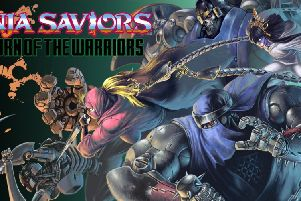 Ninja Saviors Return of the Warriors is a love letter to 80s and 90s gaming