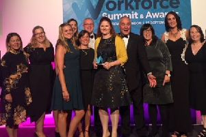 West Herts Hospitals Trust named UK employer of the year