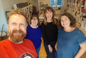 A new chapter in Tring, as town gets a bookshop again