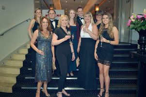 Rayden Solicitors at a previous charity event