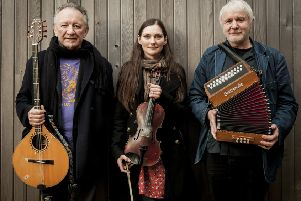 Music Network, Zoe Connolly, Donal Luny and Mairtin O'Connor