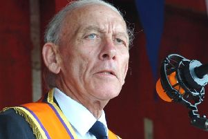 Senior Orangeman James Emery has been named in the Queen's New Year Honours for his service to the BB and his local community