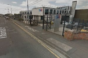 Dungannon Jobs and Benefits office.  Picture: Google Maps