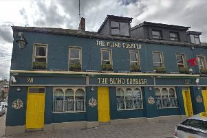 The Blind Cobbler, Omagh. Pic by Google
