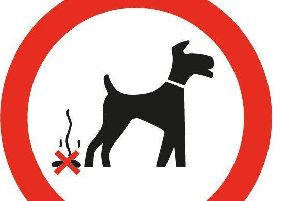 Owners who fail to pick up their dog's waste could face an �50 fine.
