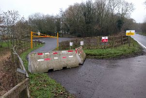 Work on disputed car park