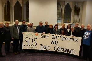 Fight against 'toxic mining'