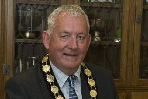 Chairman Sean McPeake