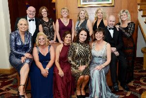Southern Trust organising committee and Charity Champions who helped organise the Gala Ball