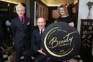 Tyrone duo make up new beauty awards