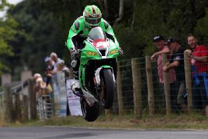 Derek McGee will ride an ex-Gresini Moto3 Honda at the Irish road races in 2019.