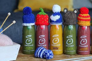 Time  to dig out those knitting needles and take part in The Big Knit.