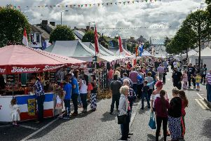 A weekend of food and family fun in Cookstown