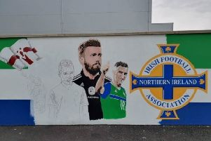 One of Cookstown's 'greats' to unveil mural