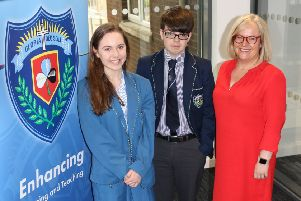 Two St Mary's pupils win prestigious UK legal competition