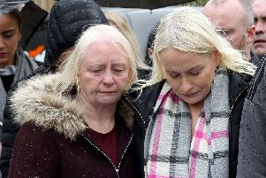 Charlotte Murray's mother and twin sister, Denise, make an emotional appeal for information