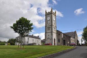 St James Parish Church in the Moy, Dungannon