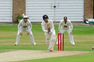 James Madley in action for Kenilworth Wardens. Picture submitted