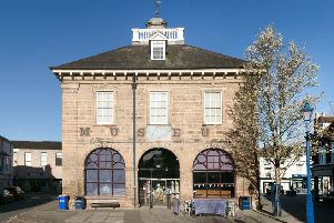 The Market Hall Museum in Warwick. Photo supplied.